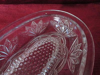 Die schönste Pressglas Apfelreibe um 1920