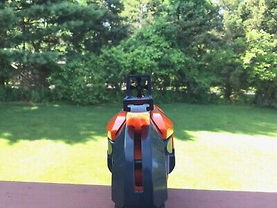 SSWI Iron Sight Tactical Top Scope Sight Attachment Rail Mount FOR Nerf Gun Mod