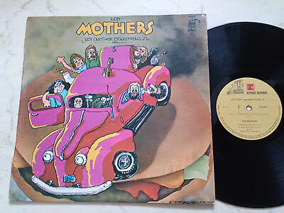 THE MOTHERS (FRANK ZAPPA) Just Another Band From L.A. *NEW ZEALAND PRESS 1972*