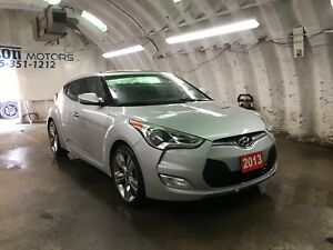 2013 Hyundai Veloster TECH*NAVIGATION*POWER PANORAMIC SUNROOF*LE