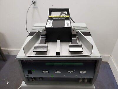 Ethicon Ultracision Harmonic Scalpel Generator Model G110 W Footswitch