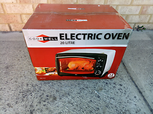 Electric benchtop oven Canning Vale Canning Area Preview