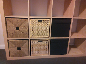 6 baskets (fit the kallax series from ikea) Unley Unley Area Preview