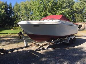 1981 Doral 23.5ft with trailer