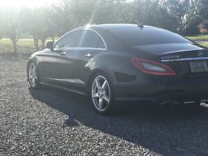 Private Car Lease - 2013 Mercedes Benz CLS550