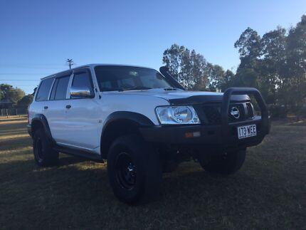2010 Nissan Patrol (Auto & Turbo Diesel)-Rego & RWC