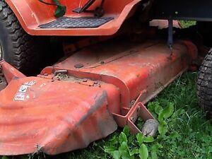 KUBOTA G6200 MOWER DECK 48