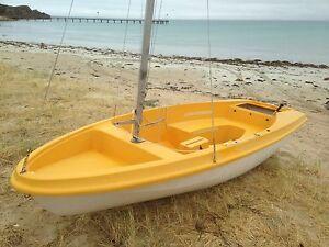 Skipper 14 Multipurpose Sailing Dinghy Motorboat Horsham Horsham Area Preview