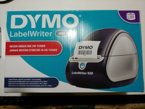 LabelWriter 450 Direct Thermal Label Printer Great for Labeling Filing Shippi...