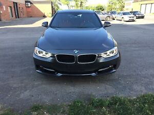 BMW 328i xDrive 2013 SportLine Navigation back up sensors