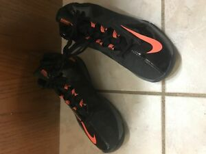 Nike Airmax Stutter Step 2 Boys Basketball Shoes