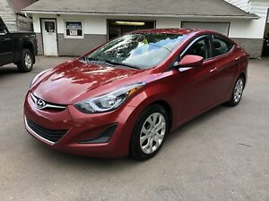 2015 Hyundai Elantra  excellent condition