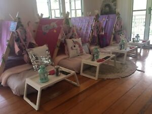 Unicorn Themed Slumber - Sleepover Parties -Gold Coast Oxenford Gold Coast North Preview