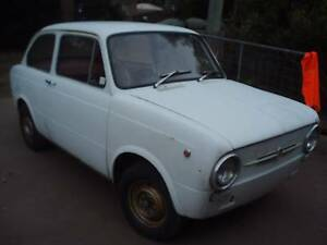 1970 Fiat 850 Sedan. Well worth a look. Dodges Ferry Sorell Area Preview