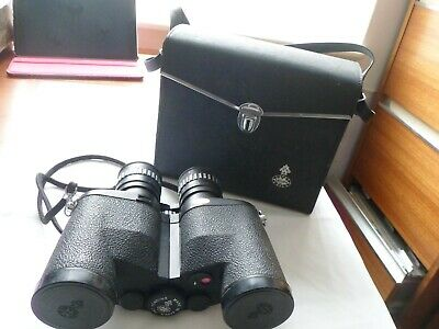 Tasco Electric Binoculars 7X-15X35 Zoom 7X Executive Fully Coated Model No. 108