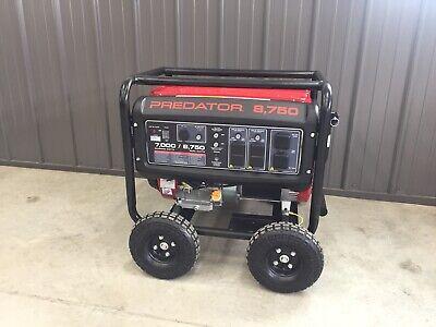 Wheel Kit For Predator 9000 8750 6500 Watt Generator 10 Pneumatic -no Generator