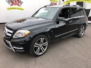 2013 Mercedes-Benz GLK-Class 350, Navigation, Leather, Panoramic