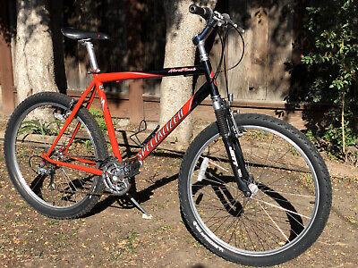 "Specialized Hardrock Direct Drive Chrome 26/"" 7×3 MTB Bike Freshly Tuned Men's"