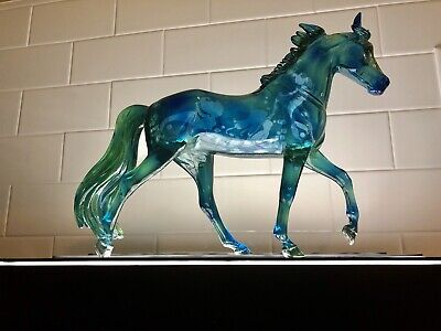 Breyer SR Decorator Under The Sea 1,100 Made #711129 Bluegrass Bandit Mold MINT