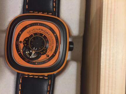Authentic Sevenfriday P1-3 complete and in the box