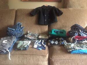 Boys size 18-24 months clothing