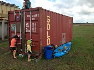 Shipping container 20 ft Burrum Heads Fraser Coast Preview