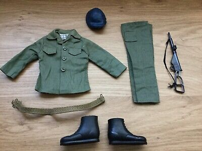 Vintage Action Man 2nd Issue Action Soldier Uniform