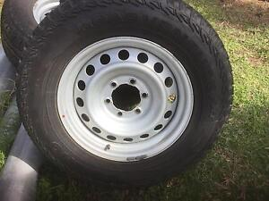 Toyota Hilux wheels Gloucester Gloucester Area Preview