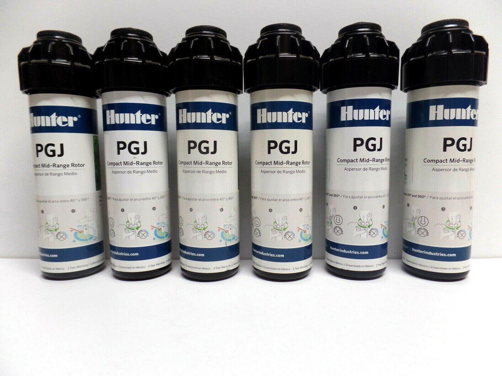 Hunter Sprinkler Head PGJ Adjustable