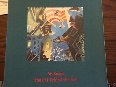 Dr. Suess The Cat Behind The