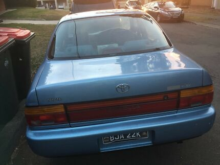Toyota car for sell
