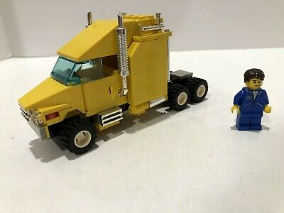 Lego Town: Classic Town: Traffic: LEGO Truck 10156 Vintage