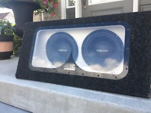 "Old 10"" soundstream subwoofers"