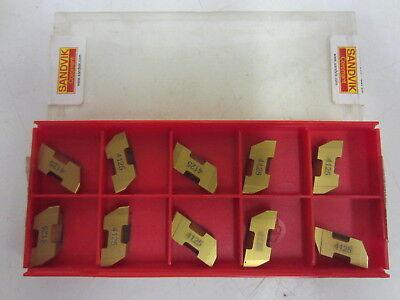 10 Nib Sandvik Coromant Tlr-3031r 4125 Carbide Inserts