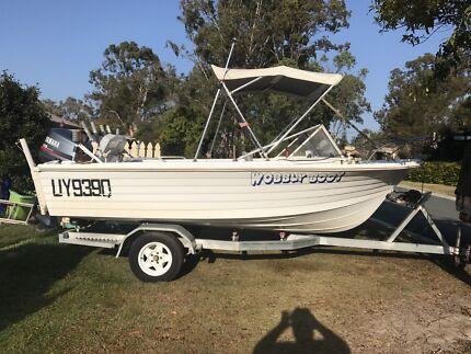 Wanted: Nautiglass 4.8M Boat