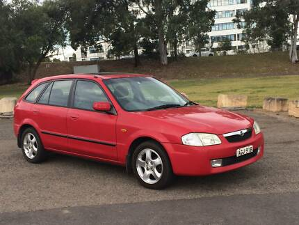 1998 Mazda 323 Hatchback 5 Speed Manual Very Good Condition