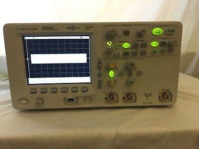 Agilent Keysight Mso6032a Mixed Signal Oscilloscope 300 Mhz 216 Ch