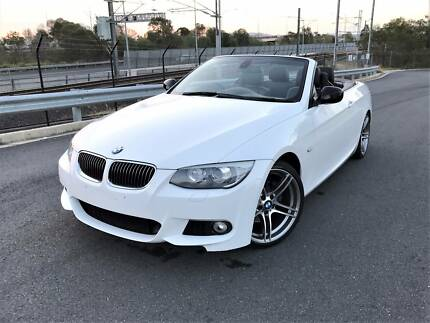 2012 BMW 320d Convertible [MY12.5] - One Owner!!!