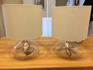 Bedside lamps, $10 each Subiaco Subiaco Area Preview
