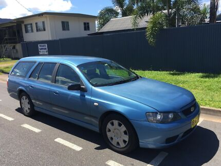 2005 Ford Falcon 6 months rego!