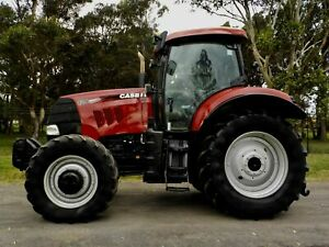 2016 Case IH Puma 125 4x4 125hp Agricultural Farm Tractor Austral Liverpool Area Preview