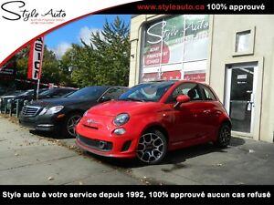 2014 Fiat 500 TURBO CUIR TOIT