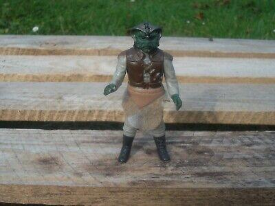 Klaatu / Star Wars vintage Kenner ROTJ loose Action Figure figurine 83*