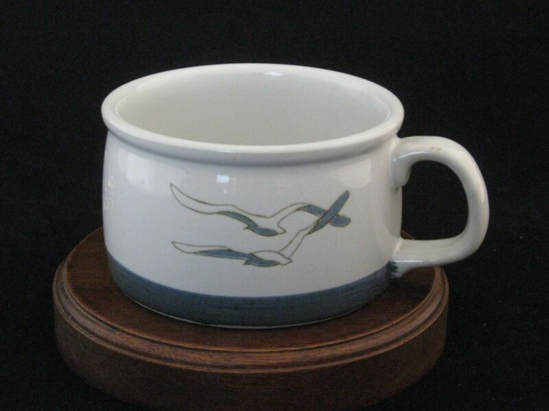 Otagiri Seagull Soup Bowl Made in Japan