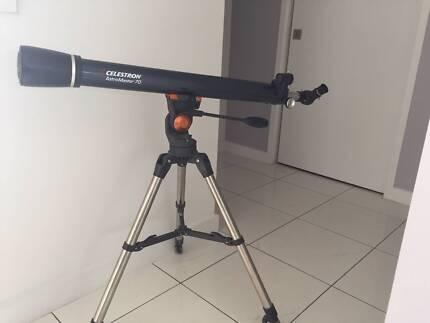 Celestron astromaster 70 telescope miscellaneous goods gumtree