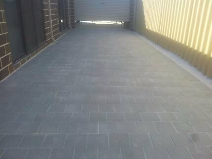 BRICK PAVING - from $15/m2