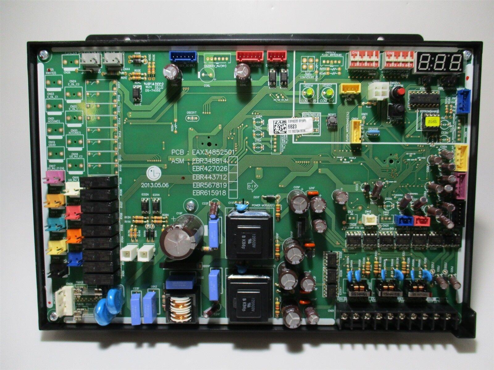 Genuine OEM  LG Room Air Conditioner Main PCB Control Board