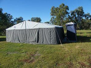 PINNACLE Camper Trailer Plainland Lockyer Valley Preview