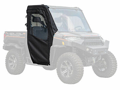 SuperATV Soft Cab Enclosure Doors for Polaris Ranger XP 900 (2013+)