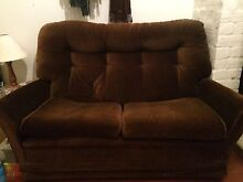 2 seater + armchair sofa couch Carlton Melbourne City Preview